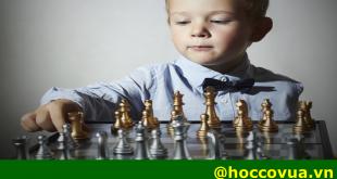 dạy học cờ vua cho trẻ em