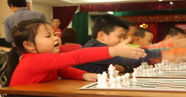 Học cờ vua, học cách cải thiện thái độ