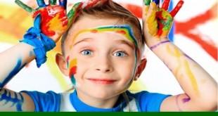 người Do Thái dạy con, Vẽ em bé, câu chuyện về cách người Do Thái dạy con phát huy năng lực